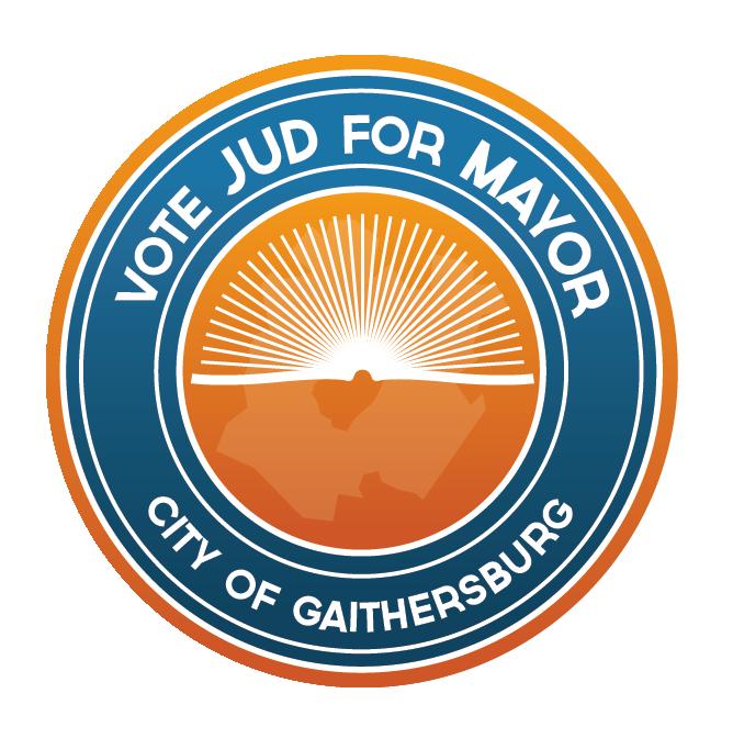Vote Jud for Mayor City of Gaithersburg