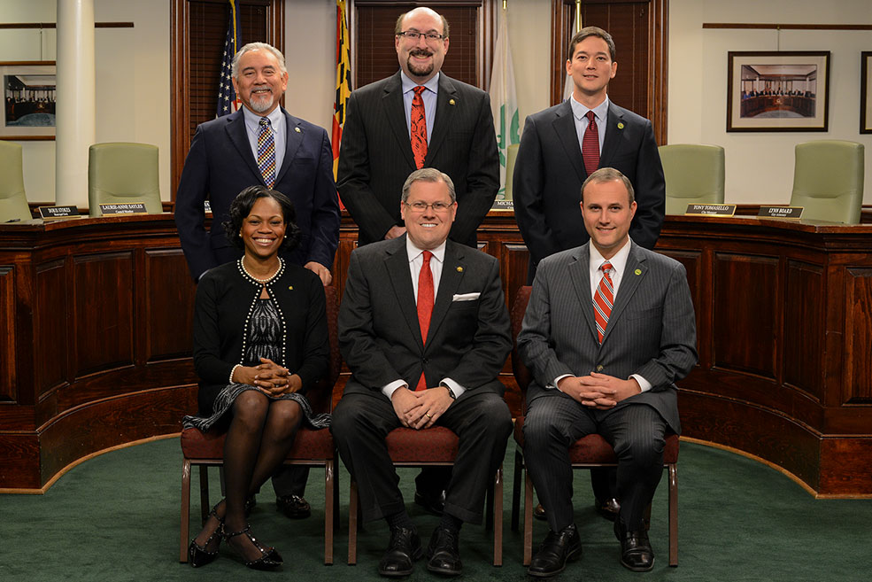 Mayor & Council portrait